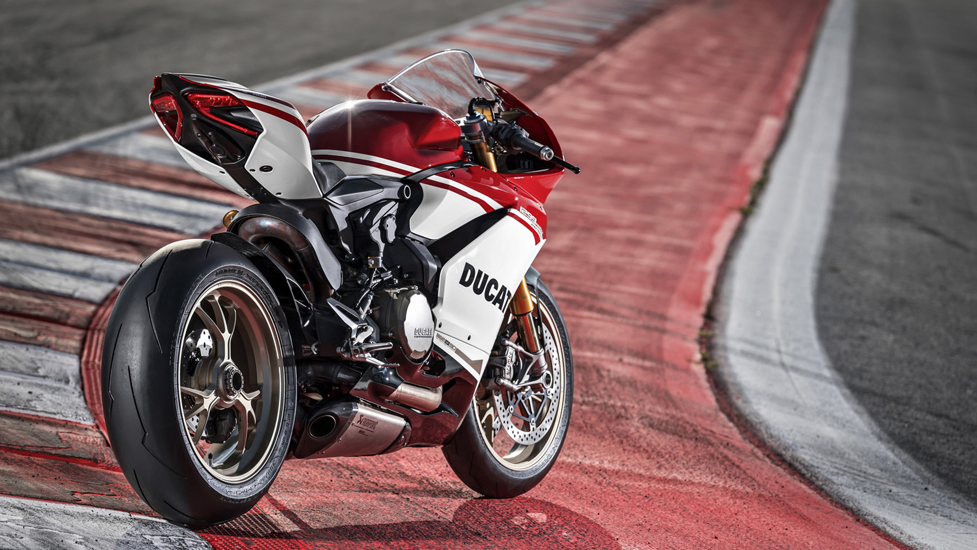 Ducati 1299 Panigale S 4k Wallpapers: 1299 Panigale S Anniversario » Multimedia